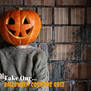 halloween costume quiz