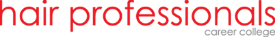 Hair pros banner logo